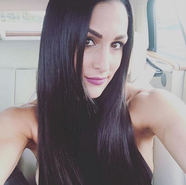 Nikki Bella says sister Brie being pregnant has NOT made ... Nikki Bella Instagram