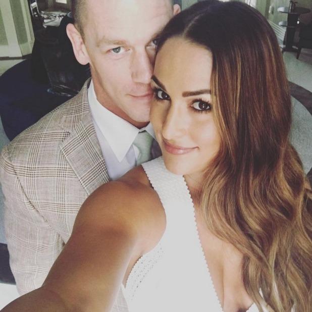 Nikki Bella and John Cena, Instagram November 2016
