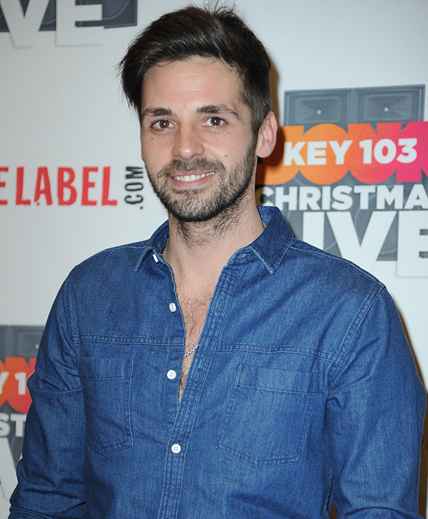 Key103 Christmas Live at the Manchester Arena Ben Haenow