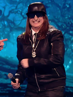 Honey G on X Factor 2016