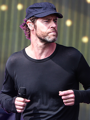 Howard Donald BBC Radio 1's Big Weekend - Performances - Day 1 - Sigma featuring Take That