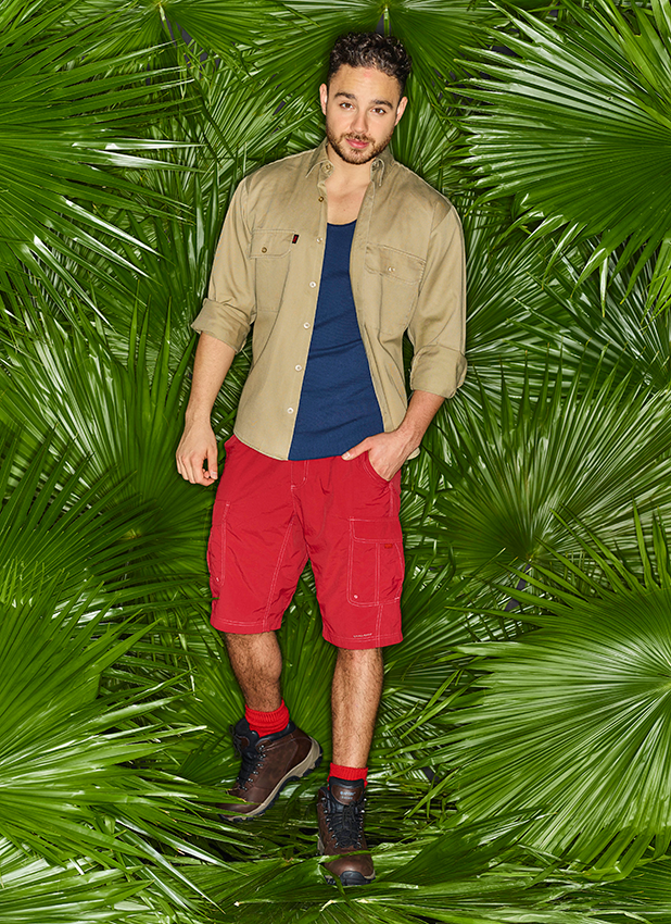 I'm A Celebrity... Get Me Out Of Here 2016: ITV confirms official lineup Adam Thomas
