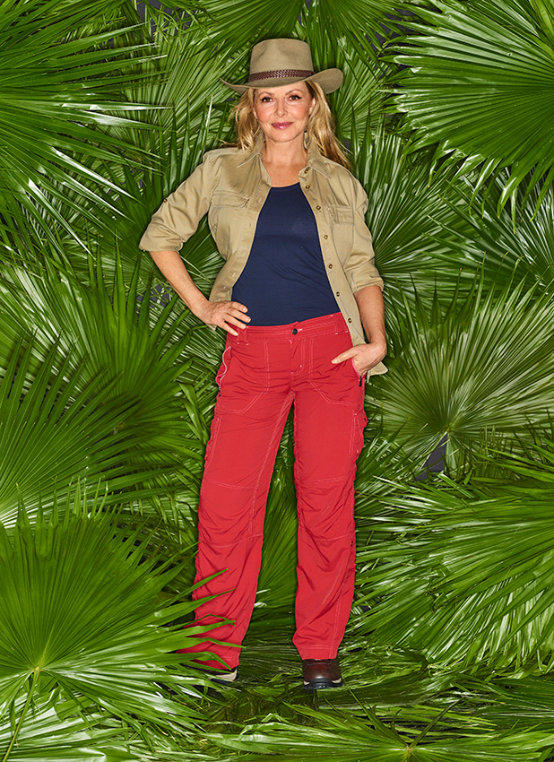 I'm A Celebrity... Get Me Out Of Here 2016: ITV confirms official lineup Carol Vorderman