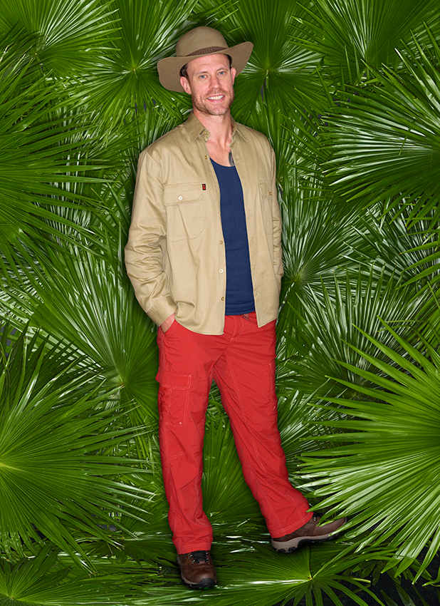 I'm A Celebrity... Get Me Out Of Here 2016: ITV confirms official lineup Wayne Bridge