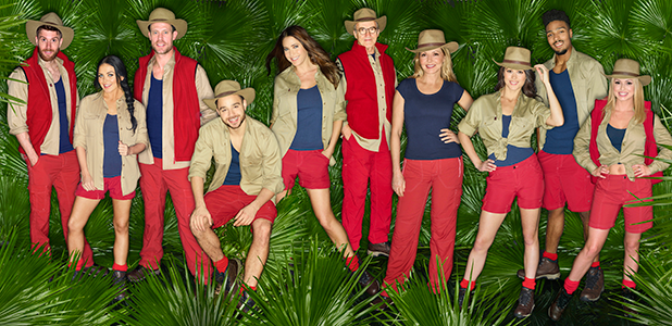 I'm A Celebrity... Get Me Out Of Here 2016: ITV confirms official lineup Full lineup