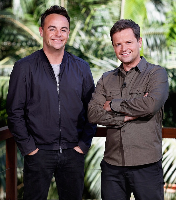 Ant & Dec host I'm A Celebrity 2016