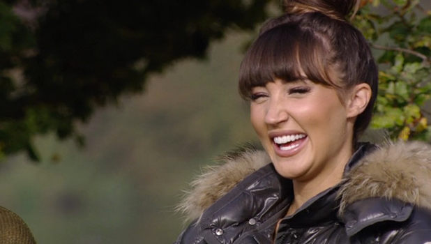 TOWIE's Megan talks about Pete's tattoo 6 November 2016