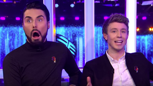 X Factor: Rylan and Matt interview Dermot on Xtra Factor 2016