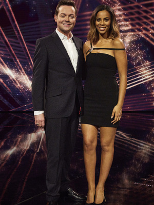 The Next Great Magician, Stephen Mulhern, Rochelle Humes, Sun 20 Nov