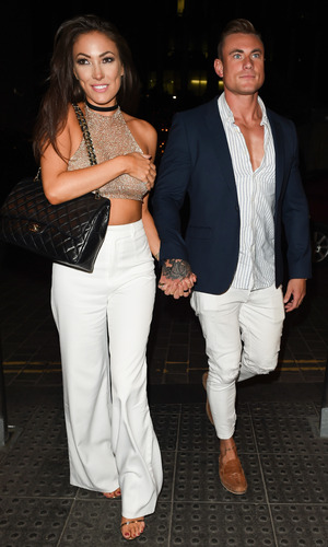 Sophie Gradon and Tom Powell 22 July