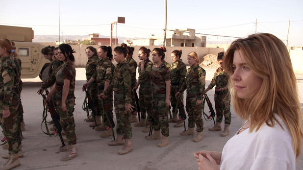 Stacey on the Frontline: Girls, Guns and ISIS, Thu 17 Nov