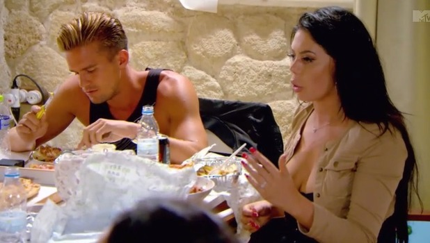Geordie Shore: Chantelle Connelly leaves the show 19 November