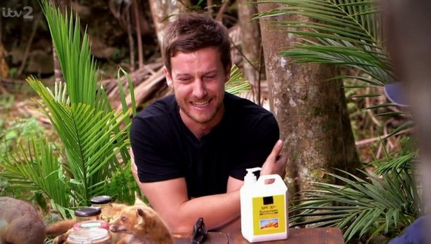 Chris Ramsey, I'm A Celebrity: Extra Camp 14 November