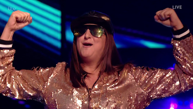 The X Factor, Honey G 13 November