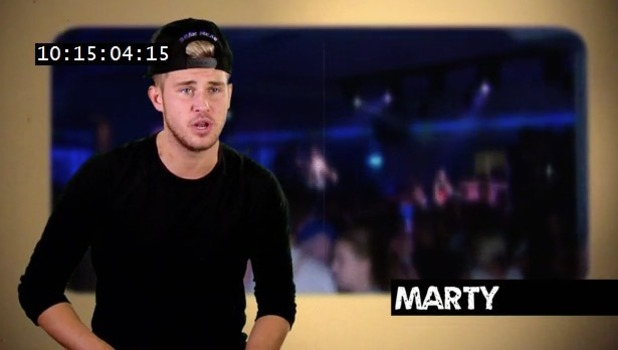 Geordie Shore: Chloe Ferry clashes with Holly Hagan and Marty McKenna 15 November