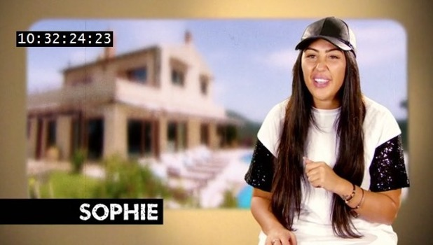 Geordie Shore: Sophie Kasaei confronts Chantelle Connelly and Gaz Beadle over kiss 15 November
