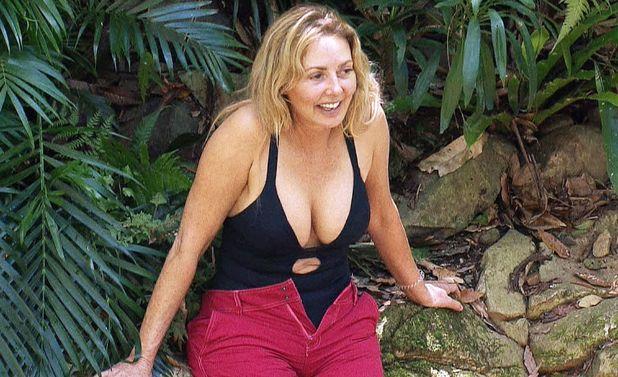Carol Vorderman I'm A Celebrity 15 November