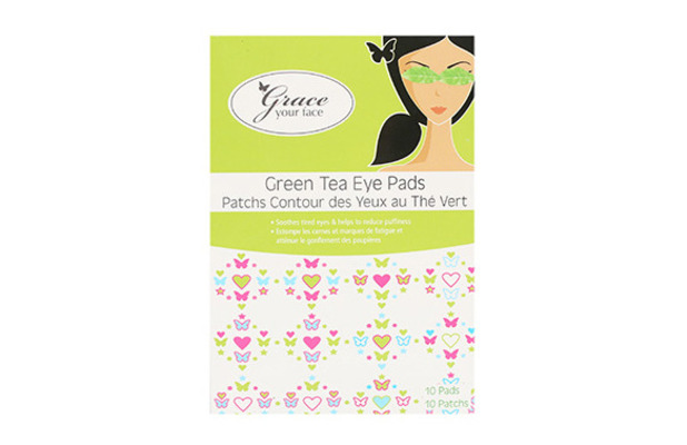 Grace Your Face Green Tea Eye Pads £2.99 18 November 2016