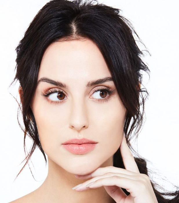 Lucy Watson, former Made In Chelsea star launches Basic Bitch make-up collection, 14 November 2016