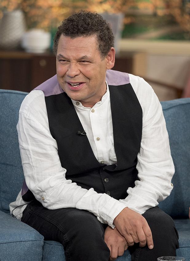 This Morning' TV show, London, UK - 18 Nov 2016 Craig Charles