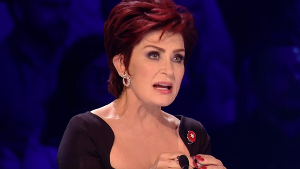X Factor: Sharon sends the result to deadlock and Sam Lavery goes home 13 November 2016