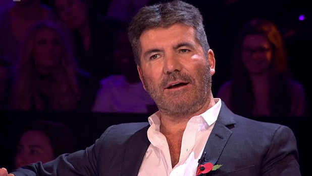 Simon Cowell on Xtra Factor Disco Week, 2016