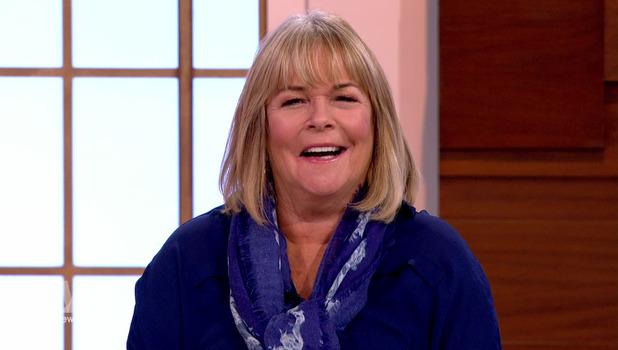 Linda Robson, Loose Women, ITV 15 November