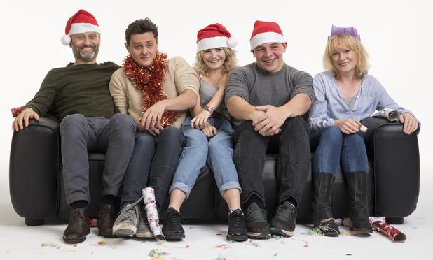 Outnumbered cast reunite for Christmas special, BBC 21 November