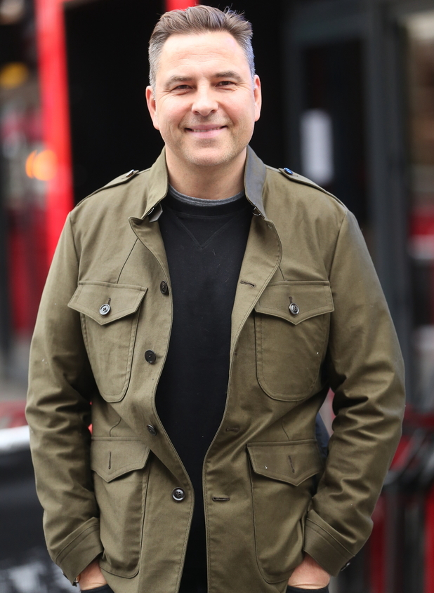 David Walliams leaves Global Radio, 2016