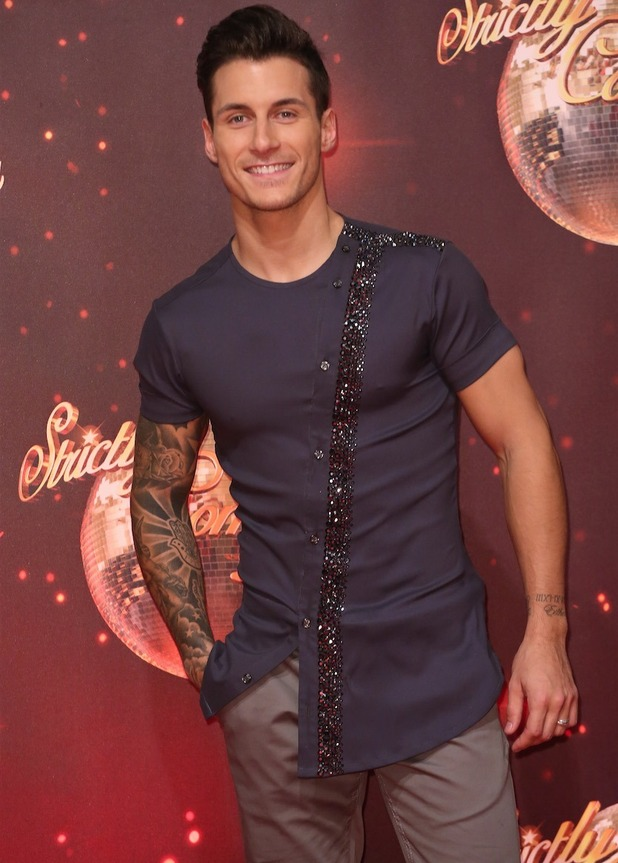 Gorka Marquez, Strictly Come Dancing 2016