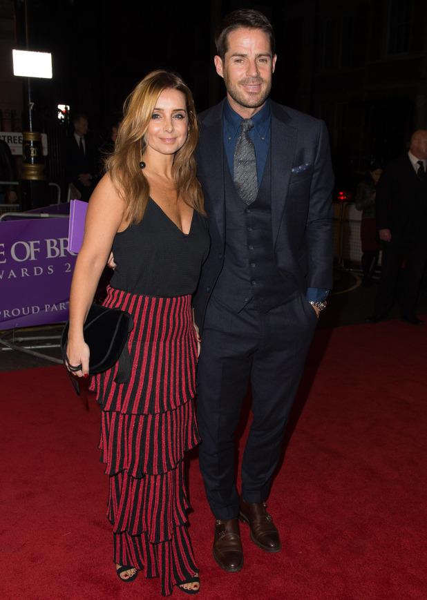 Louise Redknapp and Jamie Redknapp, Pride of Britain Awards October 2016