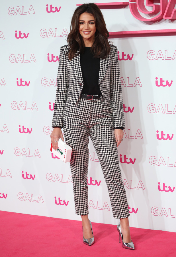 Michelle Keegan, ITV gala 24 November