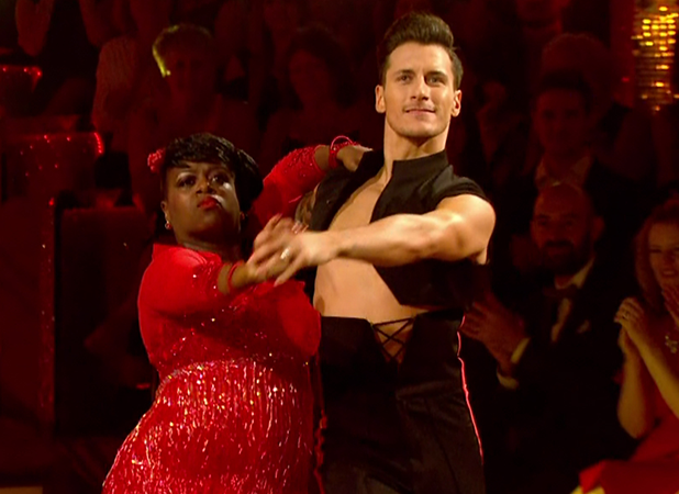 Gorka Marquez and Tameka Empson on Strictly 2016