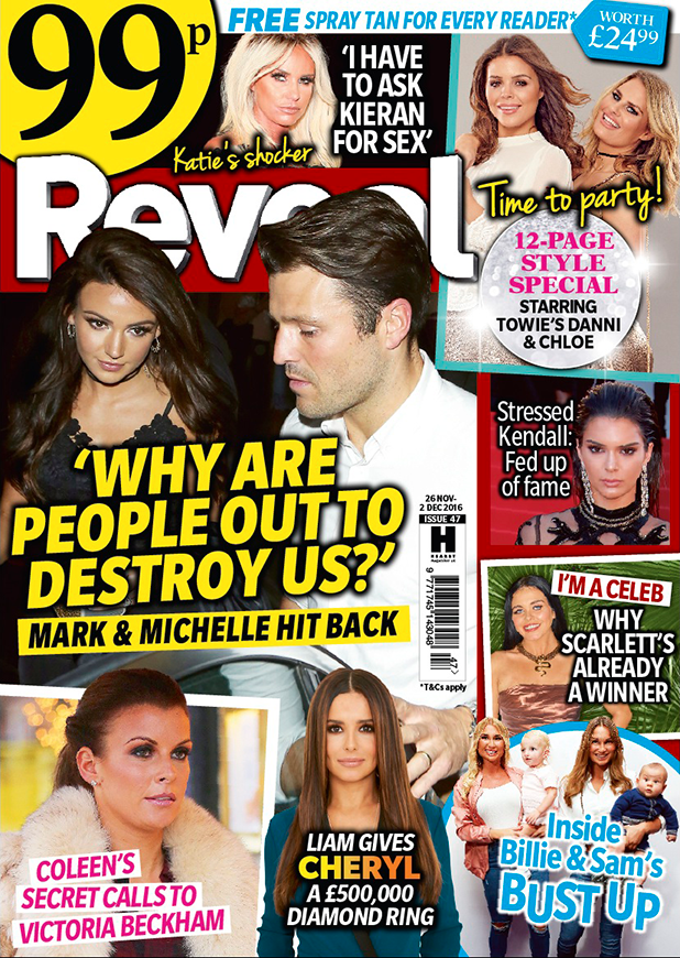 Reveal magazine issue 47 cover