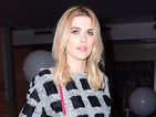 Get the look! Former Made In Chelsea star Ashley James nails checks in London