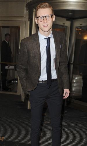 Jamie Borthwick, The TV Choice Awards 2016 at the Dorchester May 2016