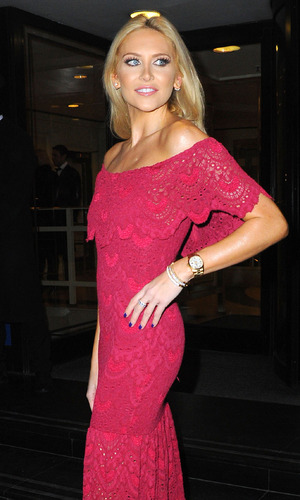 Stephanie Pratt, Chain of Hope Annual Gala Ball held at the Grosvenor House 19 November