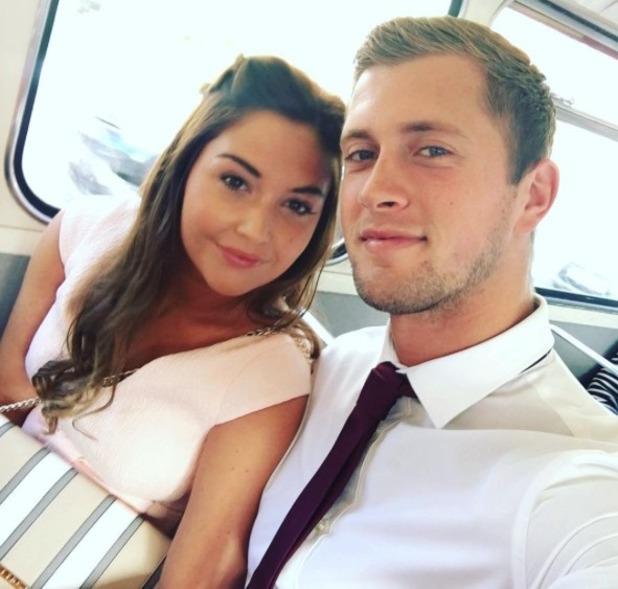 Jacqueline Jossa and Dan Osborne - September 2016