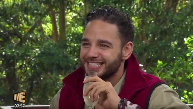 Adam Thomas finishes in third place on I'm A Celebrity 4 December