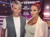 Amy Childs asks Harry Derbidge to be her baby's Godfather - 7 December 2016
