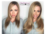 Geordie Shore's Holly Hagan shows off her shorter, blonder hair on Instagram, 7 December 2016