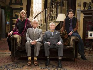 Vicious Christmas Special, ITV, Fri 16 Dec