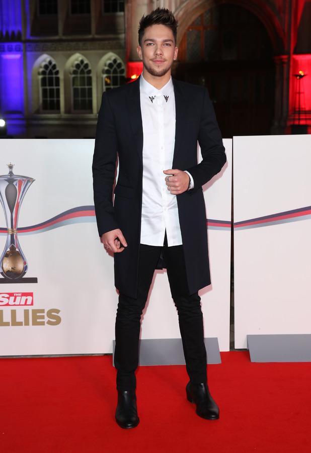 Matt Terry at Millies 2016