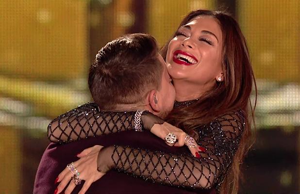 Matt Terry is crowned winner of The X Factor . Broadcast on ITV1HD
