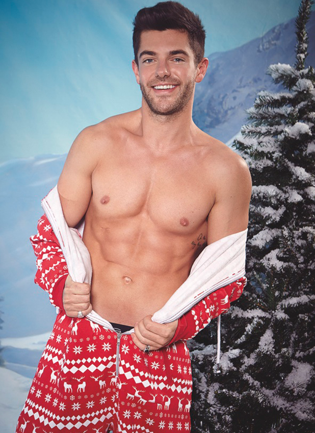 Alex Mytton is this year's Reveal Festive Fittie 2016